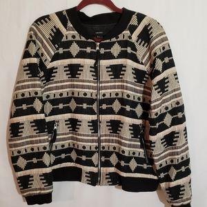 Forever 21 Aztec print jacket. size L.